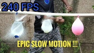 OnePlus 6T Epic slow motion video test