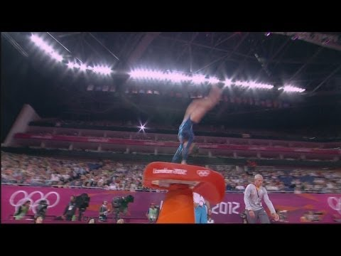 Gymnastics Artistic Women's Qualification Subdivision 1 Replay -- London 2012 Olympic Games