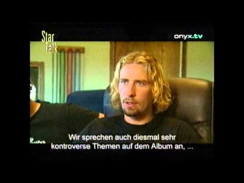 Nickelback Star Talk (Onyx.tv 2003)
