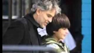 Watch Andrea Bocelli Semplicemente canto Per Te video