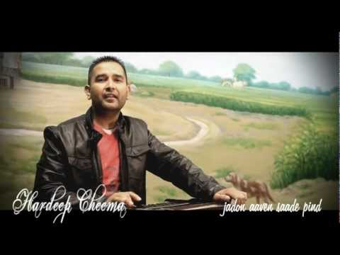 Hardeep Cheema - Live Session - Jadon Aavein Saade Pind