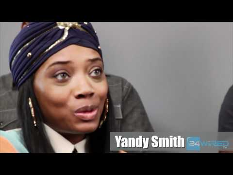 Yandy Smith, Chad Coleman, and Jamie Hector Talk 'Life, Love