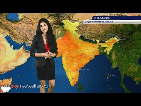 17 July, 2015 Monsoon Updates - Skymet Weather