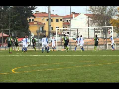 Liga INATEL 2014/2015 - 1� Fase - 4� Jornada - Alferrarede Velha vs Carvalhal