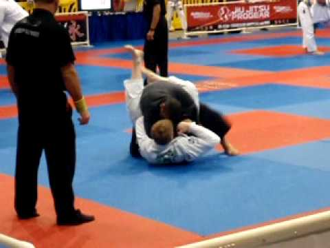 Fargo BJJ & MMA Academy | Martial Arts in Fargo | 2010 Pan-American Champion David Tofte match 2