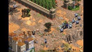 Age of Empires II (Parte 104) - Portugueses invadem a Índia.