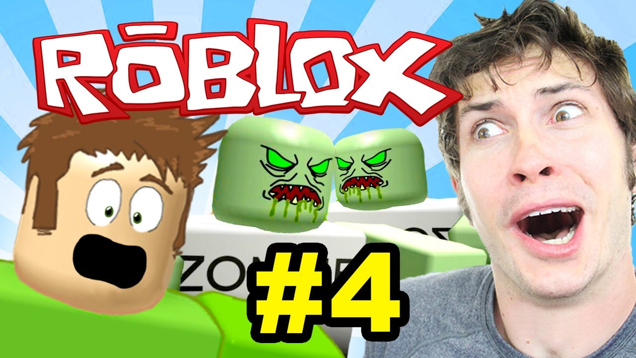 let u0026 39 s play roblox - zombies