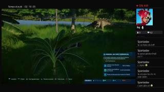 Jurassique world e évolution