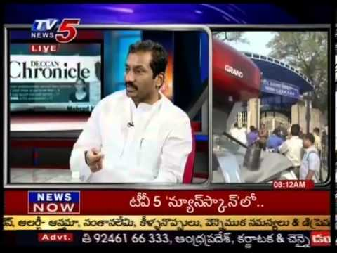 VK News Scan Debate On Survey On Ap 2014 Elections - TV5