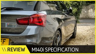 My BMW M140i Shadow Edition Specification