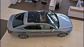 Skoda Superb Laurin Klement 4x4 - With brilliant Interior and exterior design