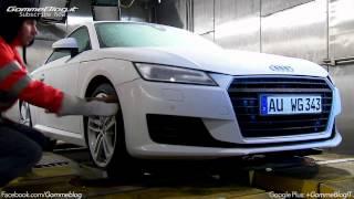 New Audi TT: HOW BORN The 2014 All-New Audi TT & TTS