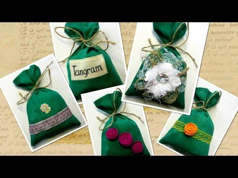 DIY:Sweet Gift Idea / Идея сладкого подарка / Мешочек хорошего настроения на сайте rentaldj.ru