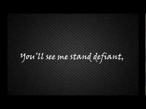 For Today - Stand Defiant