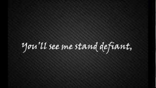 Watch For Today Stand Defiant video