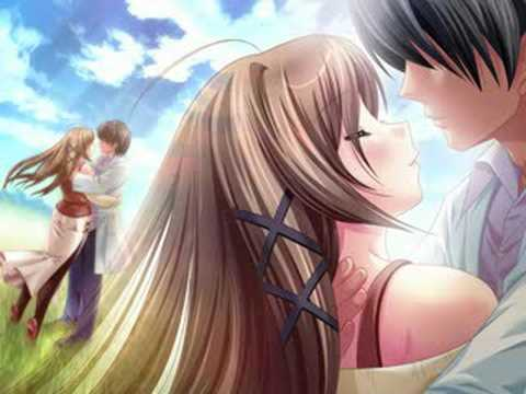 Anime love couples-Hinder-lips of an angel Video