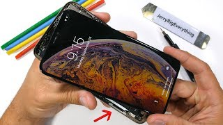 iPhone Xs Max Teardown - Is there any Thermal Cooling?