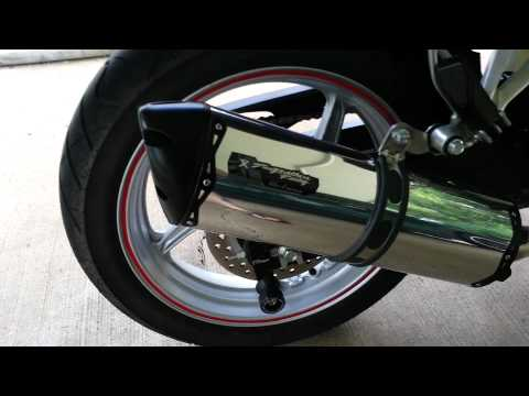 2012 Honda CBR250R - Two Brothers Exhaust
