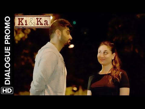 Arjun's Dharmendra Side! | Ki & Ka | Dialogue Promo