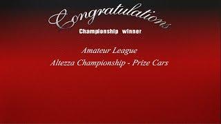 Gran Turismo 3 - Amateur League - Altezza Championship Prize Cars