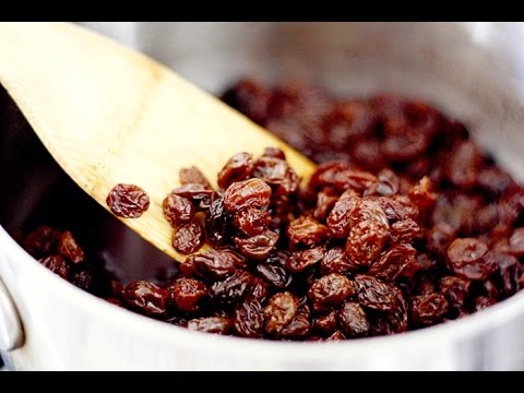 Afghan Raisins Processing and Packaging - Step by step