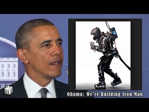 Obama Admits: We're Building