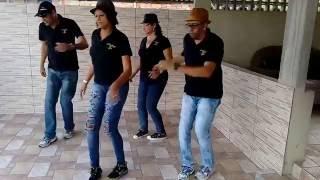 Vídeo Aula  de Flash Back com o Grupo ANACONDANCE - Vídeo 6
