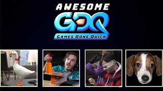 Official Awesome Games Done Quick 2020 Highlights | AGDQ Best Moments