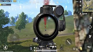 PUBG Mobile Solo VS Squad Android Gameplay