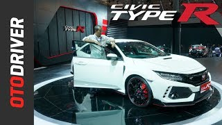 Honda Civic Type R 2017 Indonesia | First Impression | OtoDriver | Supported by GIIAS 2017