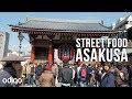 Japanese Street Food in Asakusa, Tokyo! [Odigo Eats] MP3