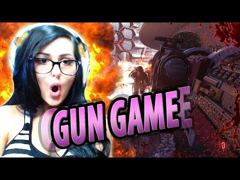 Advanced Warfare Gun Game Live!