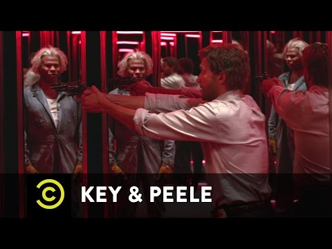 Uncensored — Key & Peele — Hall of Mirrors
