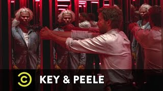 Uncensored - Key & Peele - Hall of Mirrors