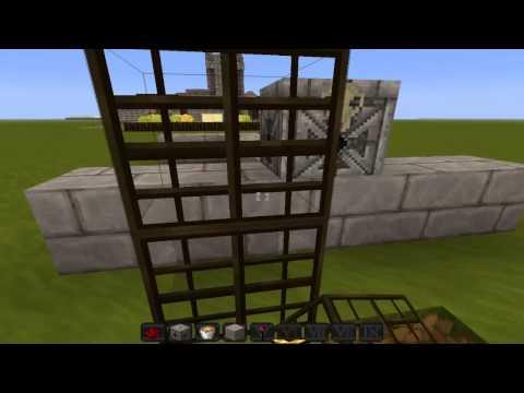 איך להכין רובא ב-Minecraft