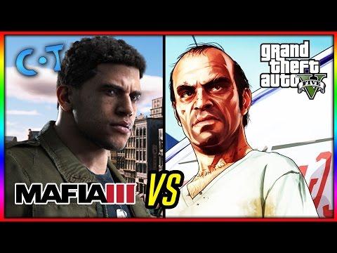 MAFIA 3 vs GTA 5