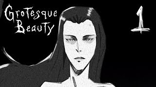 Grotesque Beauty - Junji Ito Inspired Horror Visual Novel, Manly Let's Play [ 1 ]