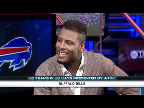 """Steve Johnson Interview 5/11/11"" ""NFL Network"""