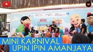 Berita EP37 - Mini Karnival Upin & Ipin, Aman Jaya [HD] HD