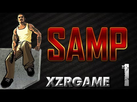 פרק 1 - הכרה של המשחק - xzRGame - GTA San Andreas Samp