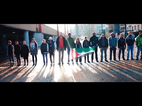 Dickhi Walker - Peace (Israel & Palestine)