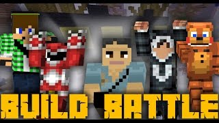 MINECRAFT: BUILD BATTLE - COSE' UN CIRCO?! RAGNI LEGGENDARI!! w/MATES & Klaus