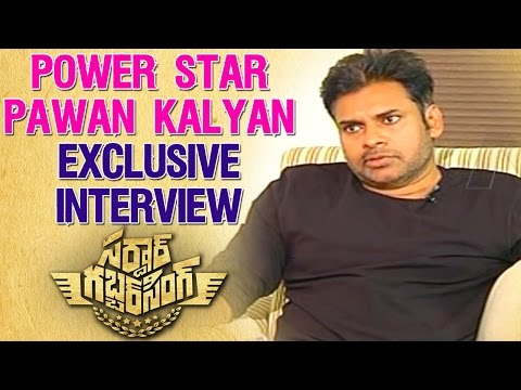 Power Star Pawan Kalyan Exclusive Interview |  NTV