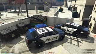 Grand Theft Auto V: Online - The Vespucci Job II - Doppel XP & $