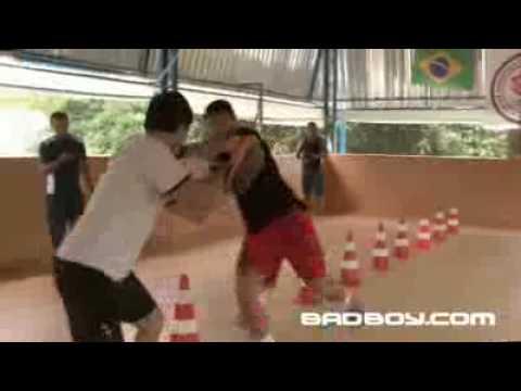Lyoto Machida Training For UFC 98 Video by BadBoy planetamma com br visit!