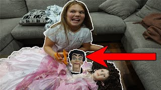 What's Inside The Doll Maker! Cutting Open Slappy's Mom! She Ate Slappy!