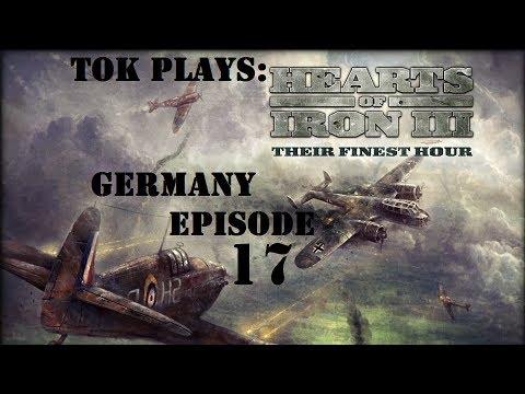 Tok plays HoI3 - Germany ep. 17 - Weserübung Süd