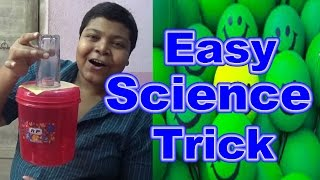 Easy Science Trick - Amazing science Experiments || Srijan Show