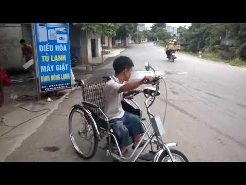 Xe lăn điện cho người khuyết tật giá rẻ nhất miền Bắc