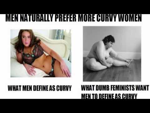 Curvy Vs Fat : What's The Difference?